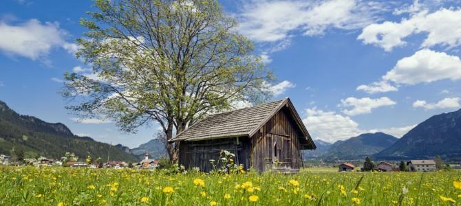 Naturschönheiten in Tirol