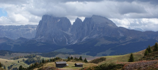 Von ehrfürchtigen Bergen und kauzigen Menschen