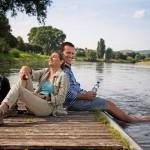 """Erholung im """"Teuto"""": Die Urlaubsregion Teutoburger Wald bietet eine reizvolle Mischung aus Natur, Historie, Kultur und Wellness. Foto: djd/Teutoburger Wald"""
