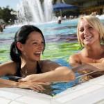 In der größten Thermenlandschaft im Südwesten Deutschlands können Gäste herrlich entspannen.