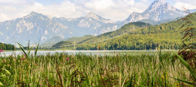 Rund um den Weißensee bei Füssen